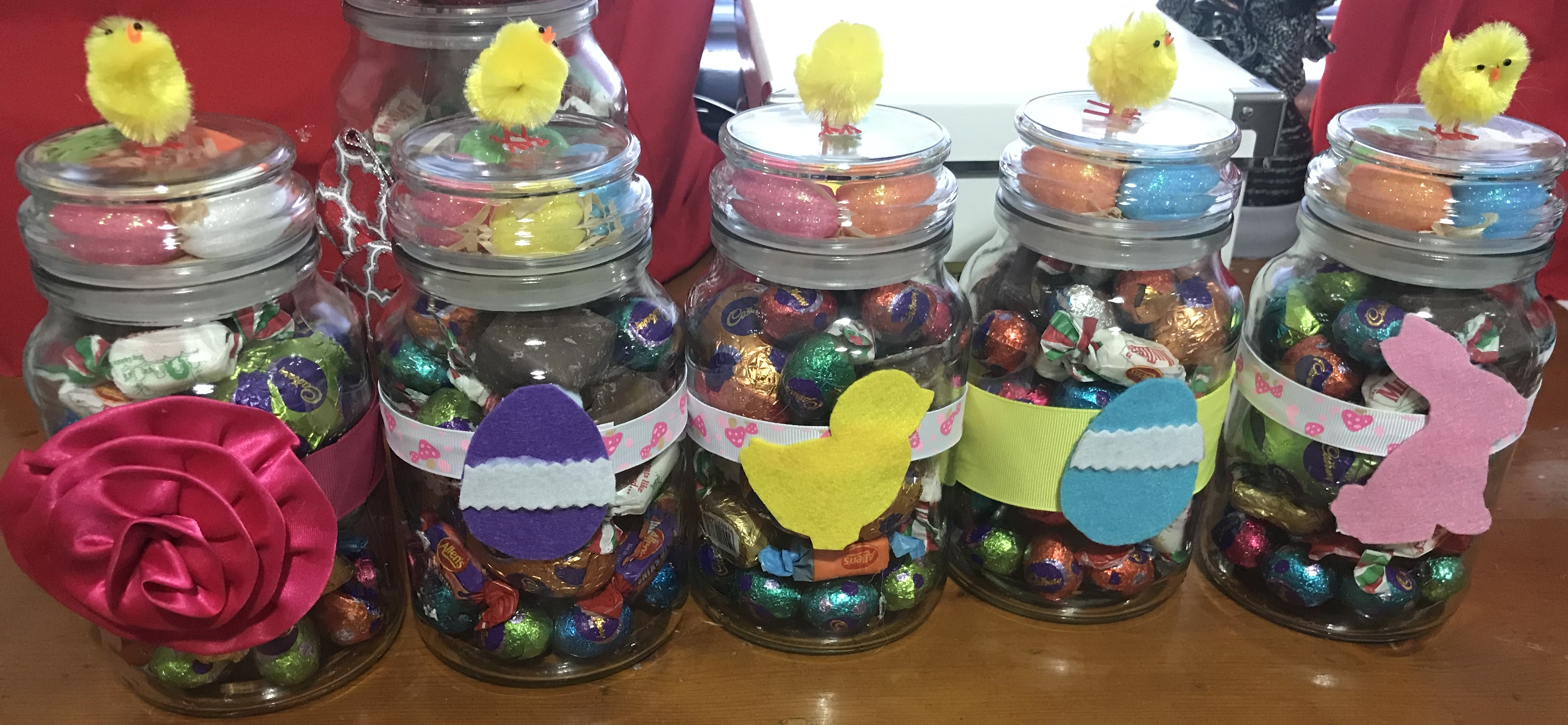 Looking For A Self Isolation Project Try Easter Jars Cracker Of A Christmas